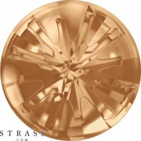 Swarovski Kristalle 1695 MM 10,0 CRYSTAL GOL.SHADOW F (5197523)