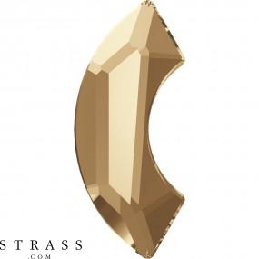 Swarovski Kristalle 2037 Crystal (001) Golden Shadow (GSHA)