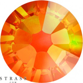 Swarovski Kristalle 2058 SS 20 SUN AB F (1099996)