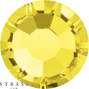 Swarovski Kristalle 2088 SS 12 CITRINE F (5090662)