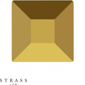 Swarovski Kristalle 2400 Crystal (001) Dorado (DOR)