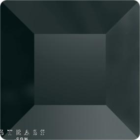 Swarovski Kristalle 2400 Jet (280) Hematite (HEM)