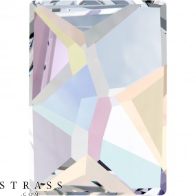 Swarovski Kristalle 2520 Crystal (001) Aurore Boréale (AB)