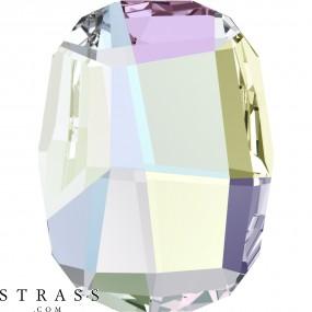 Swarovski Kristalle 2585 Crystal (001) Aurore Boréale (AB)