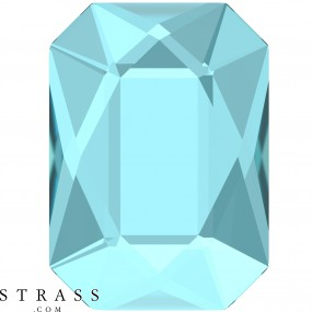 Preciosa Kristalle 2602 MM 14,0X 10,0 AQUAMARINE M HF (5300864)