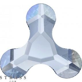 Swarovski Kristalle 2708 Crystal (001) Blue Shade (BLSH)