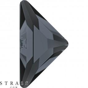 Swarovski Kristalle 2740 Crystal (001) Silver Night (SINI)