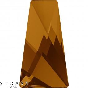 Swarovski Kristalle 2770 MM 16,0X 9,5 CRYSTAL COPPER M HF (1062274)