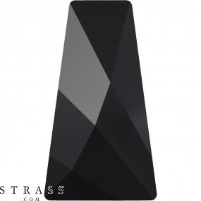 Swarovski Kristalle 2770 MM 12,0X 7,0 JET M HF (1062260)