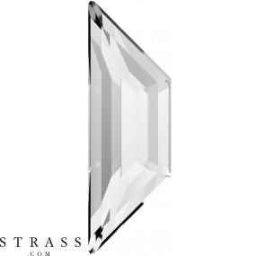 Swarovski Kristalle 2772 MM 6,5X 2,1 CRYSTAL F (5391860)