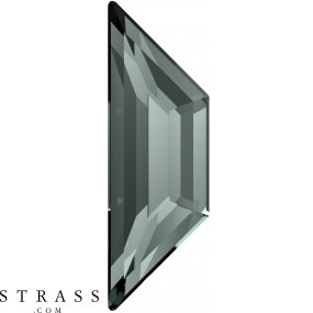 Swarovski Kristalle 2772 MM 12,9X 4,2 BLACK DIAMOND F (5424012)