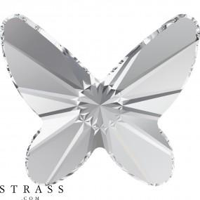 Swarovski Kristalle 2854 MM 8,0 CRYSTAL F (1014604)