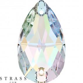 Swarovski Kristalle 3230 Crystal (001) Aurore Boréale (AB)