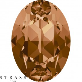 Swarovski Kristalle 4120 Light Smoked Topaz (221)