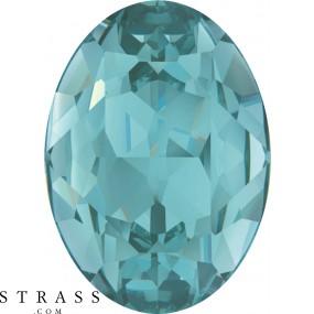Swarovski Kristalle 4120 MM 6,0X 4,0 LIGHT TURQUOISE F (1182603)