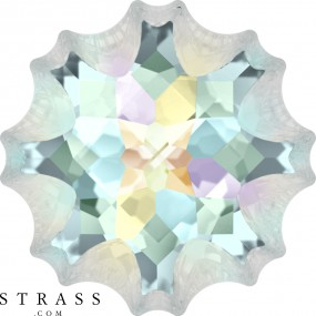 Swarovski Kristalle 4195 Crystal (001) Aurore Boréale (AB)