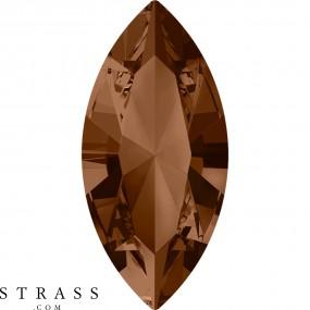 Swarovski Kristalle 4228 Smoked Topaz (220)