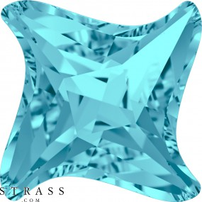 Swarovski Kristalle 4485 Aquamarine (202)