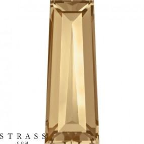 Swarovski Kristalle 4503 Crystal (001) Golden Shadow (GSHA)