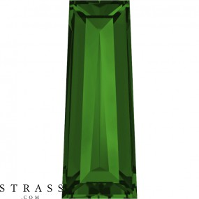 Swarovski Kristalle 4503 MM 6,3X 2,4 DARK MOSS GREEN F (5118678)