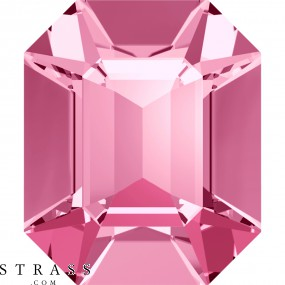 Swarovski Kristalle 4600 Rose (209)