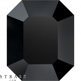 Swarovski Kristalle 4600 MM 12,0X 10,0 JET (28921)