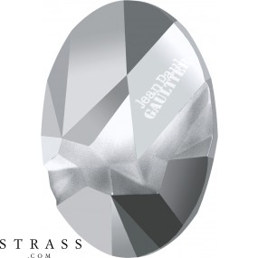 Swarovski Kristalle 4920 Crystal (001) Light Chrome (LTCH)