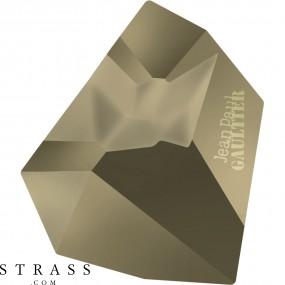 Swarovski Kristalle 4922 Crystal (001) Metallic Light Gold (MLGLD)
