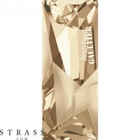 Swarovski Kristalle 4924 Crystal (001) Golden Shadow (GSHA)