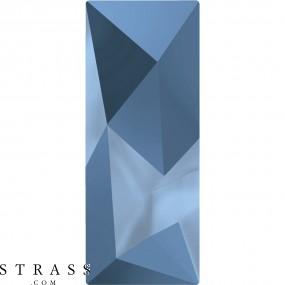 Swarovski Kristalle 4924 Crystal (001) Metallic Blue (METBL)