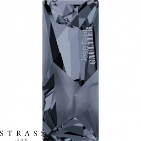 Swarovski Kristalle 4924 MM 29,0X 11,5 CRYSTAL SILVNIGHT T1161 (5205979)