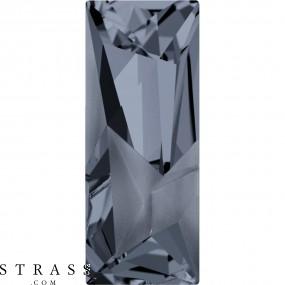 Swarovski Kristalle 4925 Crystal (001) Silver Night (SINI)