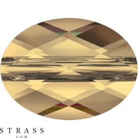 Swarovski Kristalle 5051 Crystal (001) Golden Shadow (GSHA)