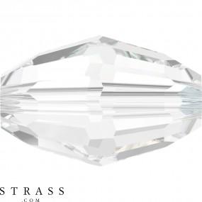 Swarovski Kristalle 5200 MM 6,0X 4,0 CRYSTAL (110148)
