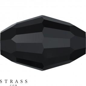 Swarovski Kristalle 5200 MM 9,0X 6,0 JET (28180)