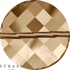 Swarovski Kristalle 5621 Crystal (001) Golden Shadow (GSHA)