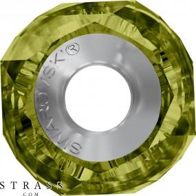 Swarovski Kristalle 5928 MM 14,0 OLIVINE STEEL (1184513)