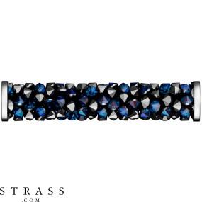 Swarovski Kristalle 5950MM15,0 001BBL STEEL (5422083)
