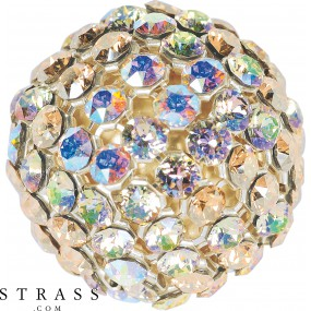Swarovski Kristalle 40519 Light Silk Multi (LSMU)
