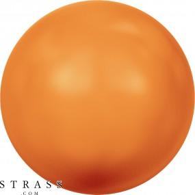 Swarovski Kristalle 5810 Crystal (001) Neon Orange (733)