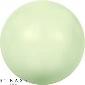Swarovski Kristalle 5810 Crystal (001) Pastel Green Pearl (967)