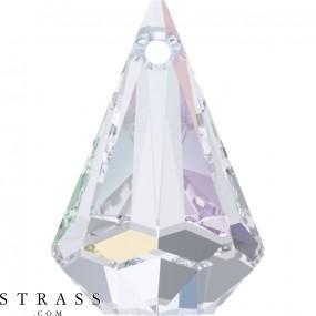 Swarovski Kristalle 6022 Crystal (001) Aurore Boréale (AB)