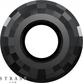 Swarovski Kristalle 6039 MM 25,0 JET (959583)
