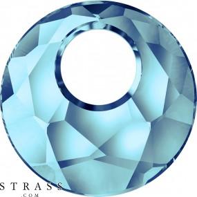 Swarovski Kristalle 6041 MM 38,0 AQUAMARINE (1135868)