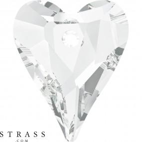 Swarovski Kristalle 6240 MM 12,0 CRYSTAL (1048451)