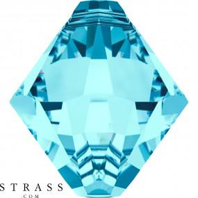 Swarovski Kristalle 6328 Aquamarine (202)