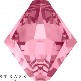 Swarovski Kristalle 6328 Light Rose (223)