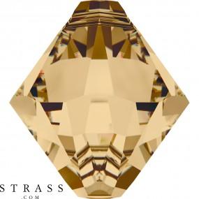 Swarovski Kristalle 6328 MM 8,0 LIGHT COLORADO TOPAZ (1155085)