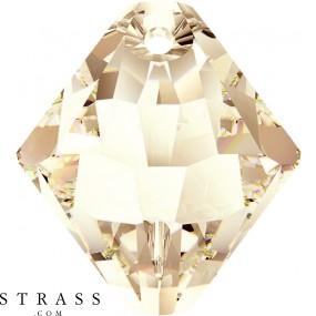 Swarovski Kristalle 6328 Light Silk (261)