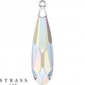 Swarovski Kristalle 6533 Crystal (001) Aurore Boréale (AB)